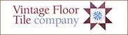 Vintage Floor Tile Company Logo