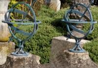 "12"" Armillary Sundial"