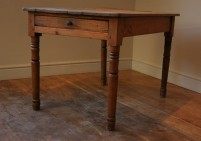 Pine Farmhouse Kitchen Table