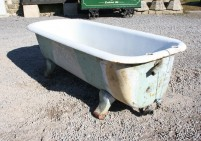 Original Edwardian Roll Top Bath