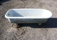 Edwardian Roll Top Bath