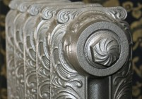 Ornate Duchess Cast Iron Radiator