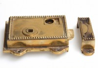 Regency Brass Rim Latch