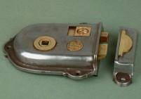 Cromwell Iron Rim Latch