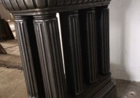 Tubular Church Cast Iron Radiator