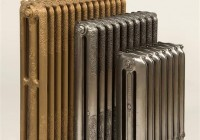 painted and polished rads